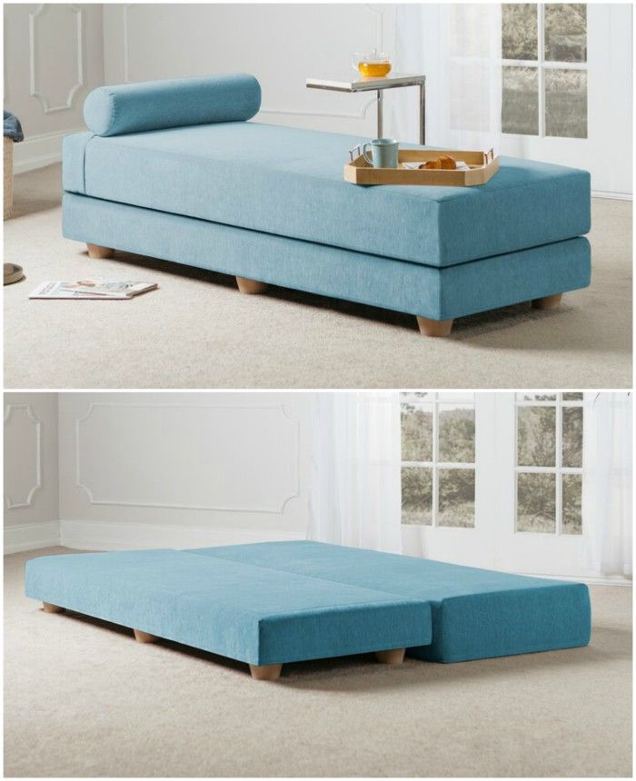 jaxx blue daybed - Nine daybeds that are brilliant solutions for small spaces
