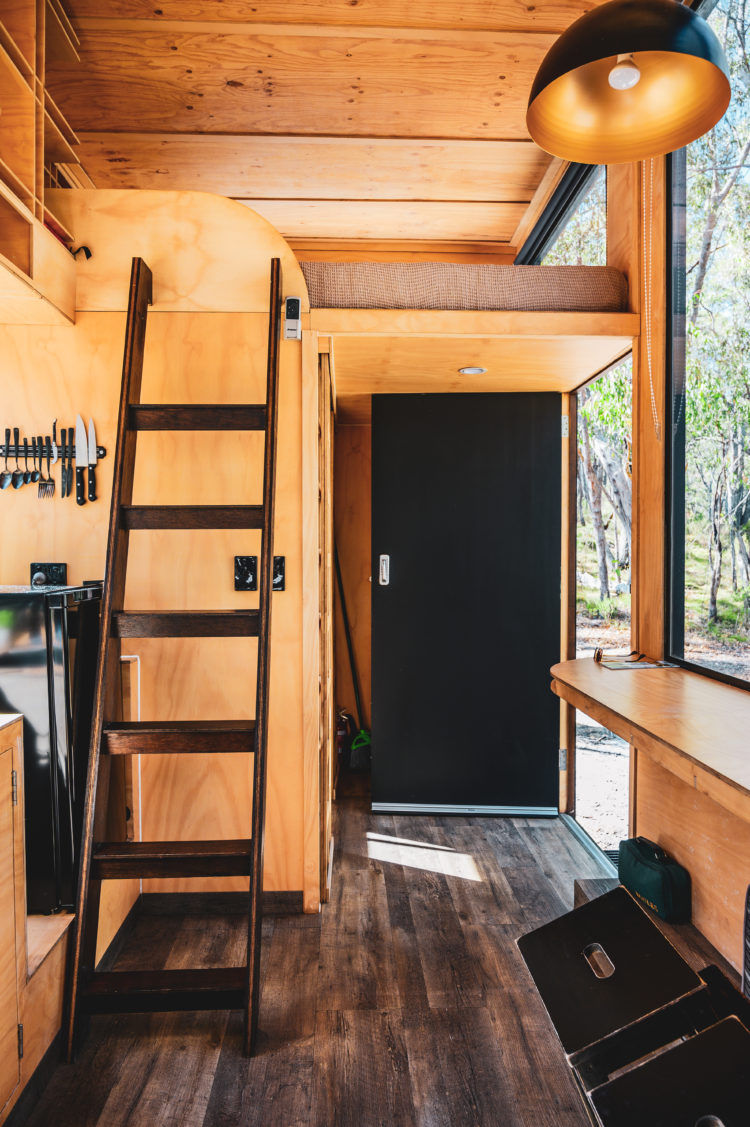 jude 3 - These tiny Aussie cabins offer a simpler way of life