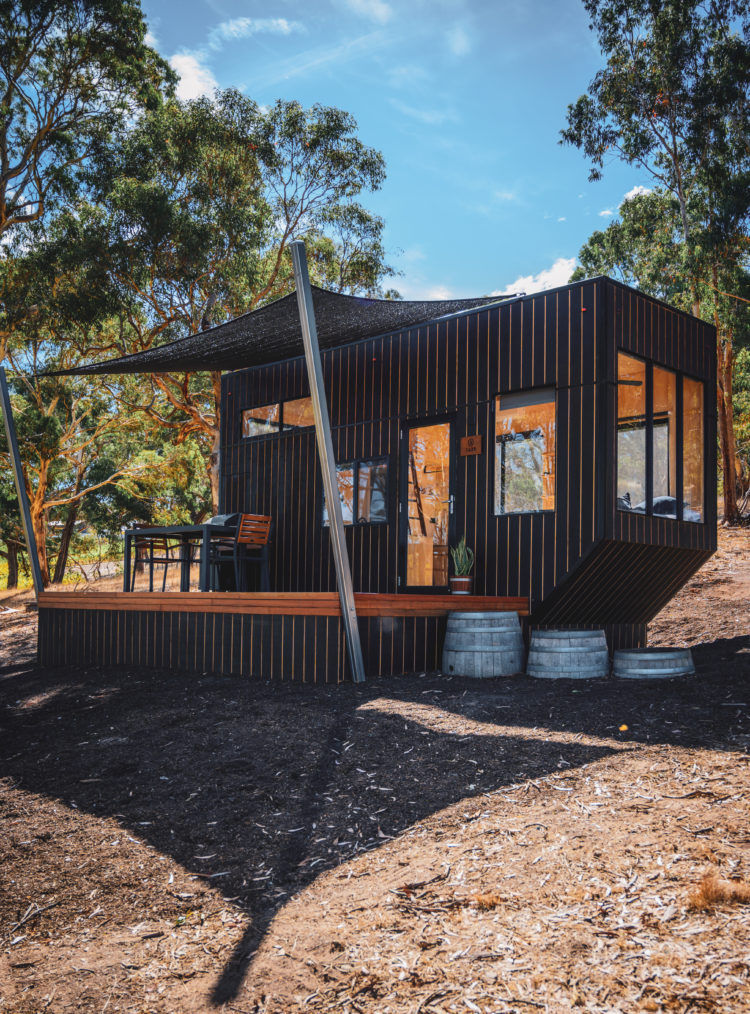 matilda cabin 1 - These tiny Aussie cabins offer a simpler way of life
