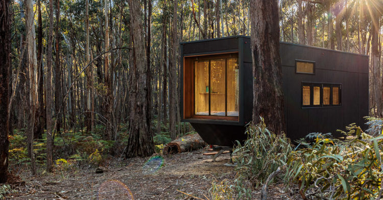 sadie cabin 2 - These tiny Aussie cabins offer a simpler way of life