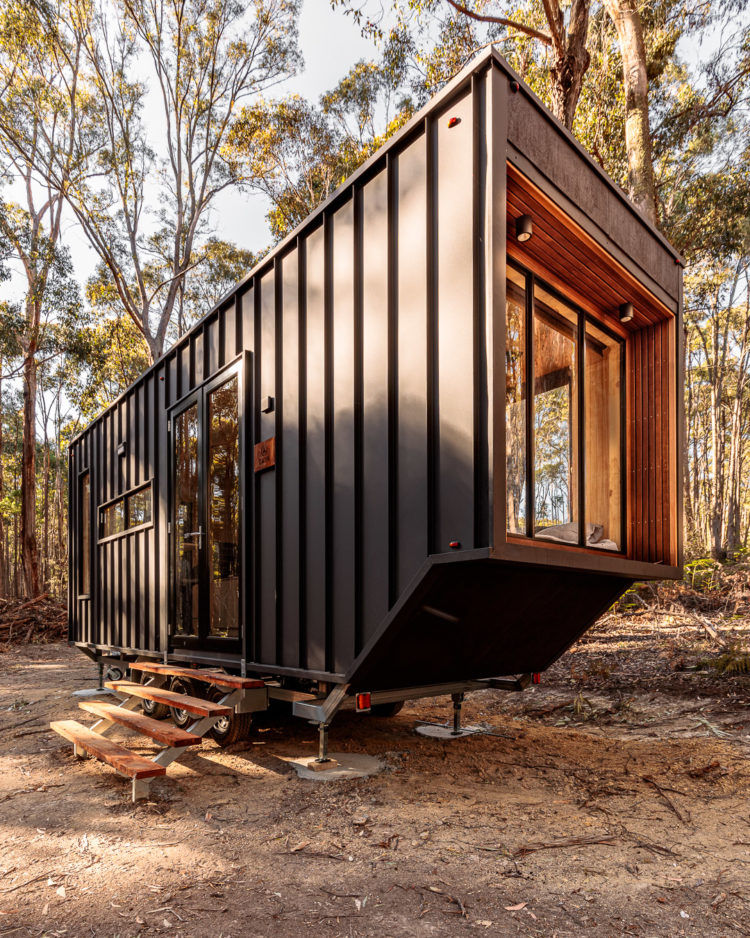 sadie cabin 3 - These tiny Aussie cabins offer a simpler way of life