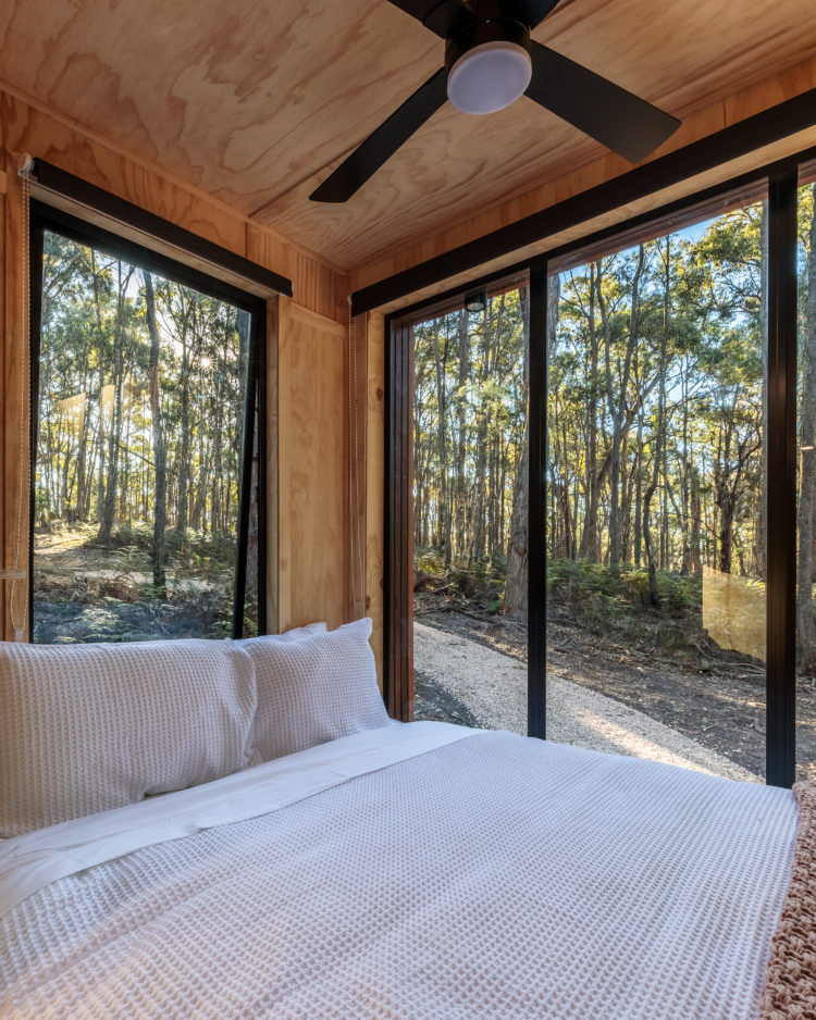 sadie cabin 5 - These tiny Aussie cabins offer a simpler way of life
