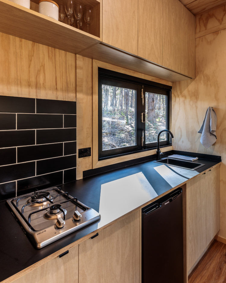 sadie cabin 6 - These tiny Aussie cabins offer a simpler way of life