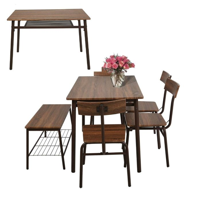 These 20 Dining Sets Were Made For Small Space Dwellers Living In A Shoebox