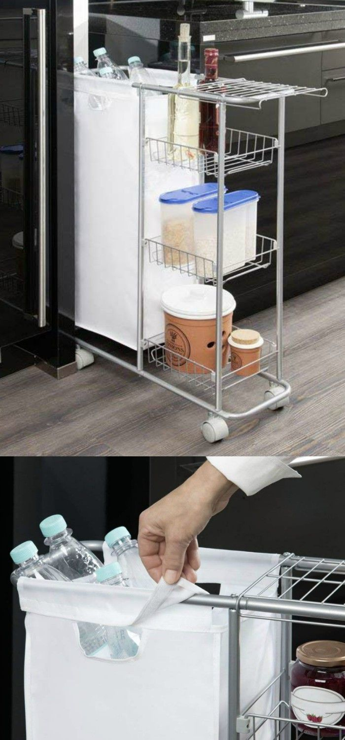 kitchen - 20 clever organizing ideas for taming your kitchen clutter