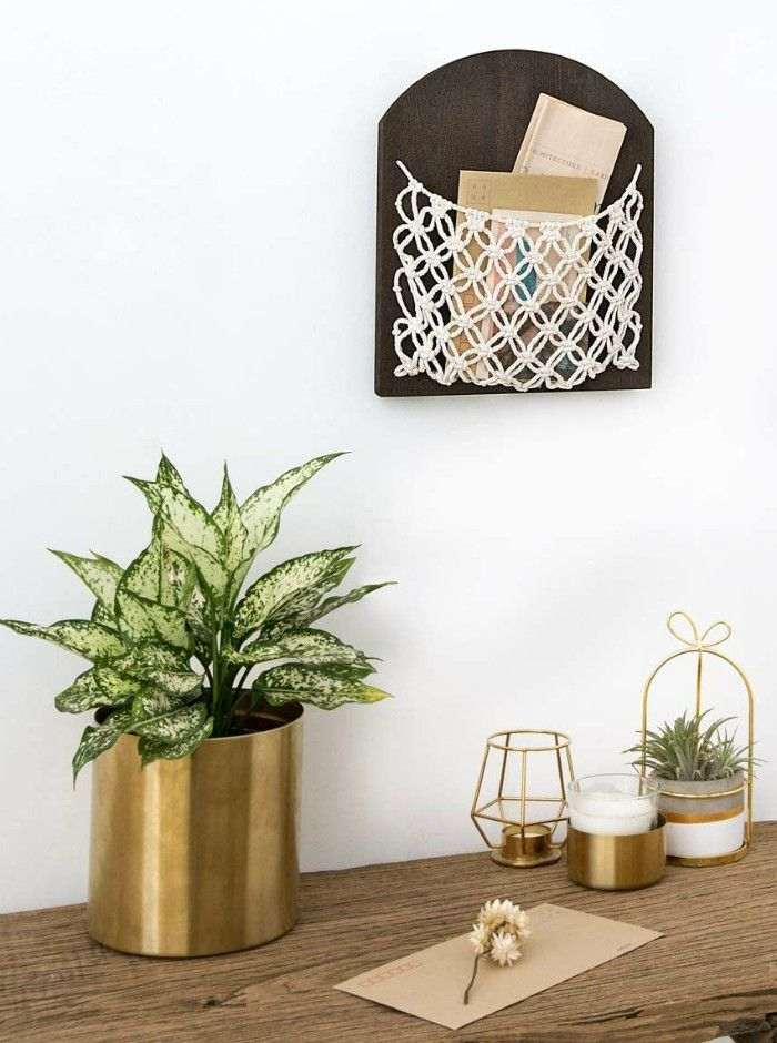 mkono wall storage - Add storage to any room with these 20 excellent wall organizers