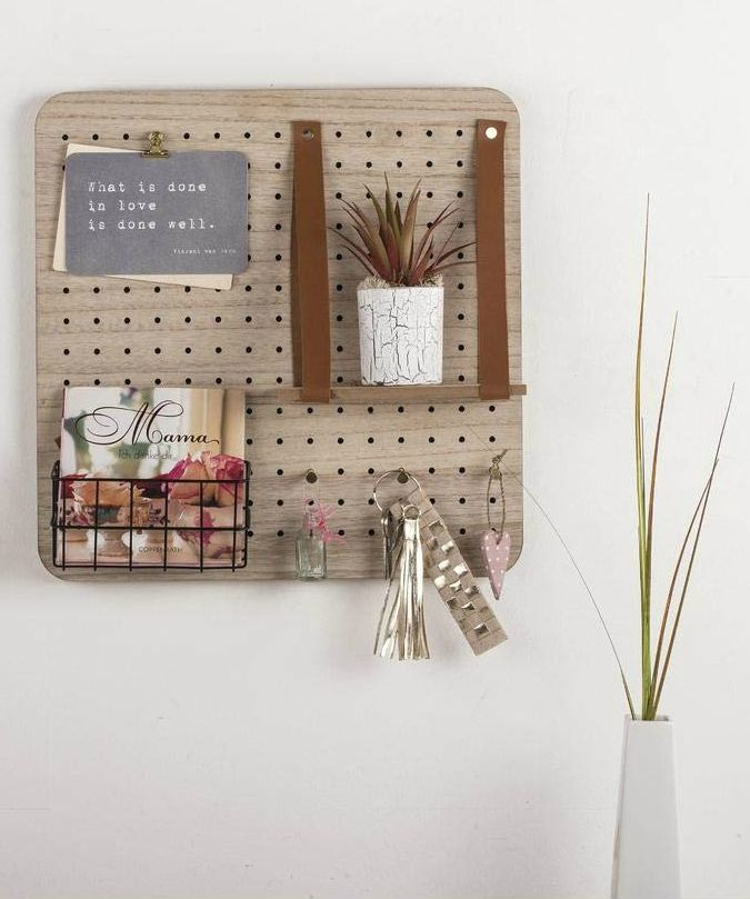 rayher - Add storage to any room with these 20 excellent wall organizers