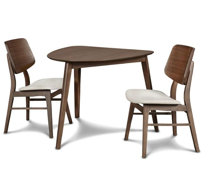 retro dining set 1 - These 20 dining sets were made for small-space dwellers