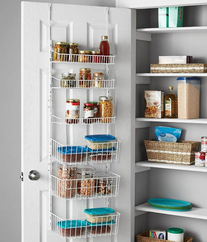 smart design pantry organizer - 20 clever organizing ideas for taming your kitchen clutter