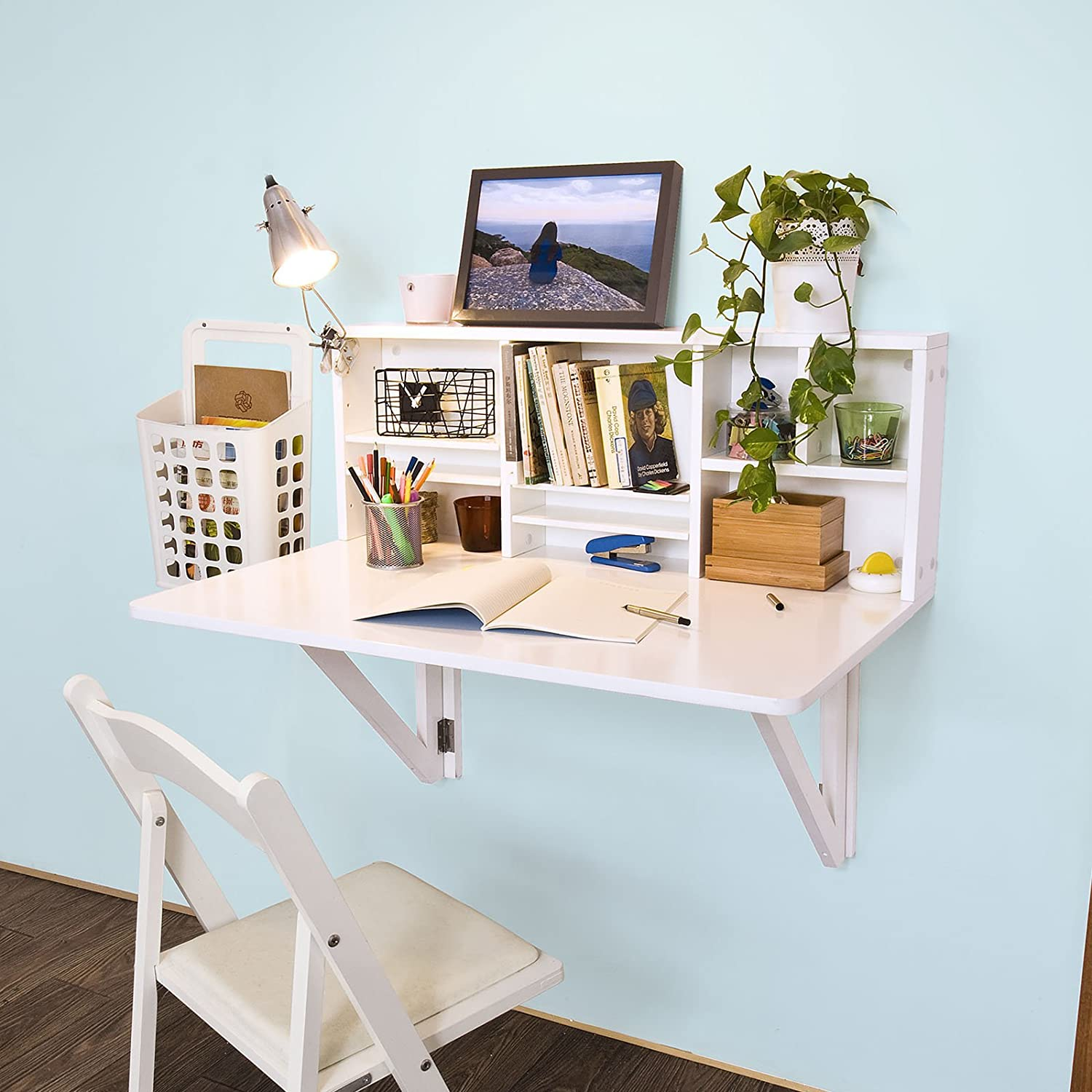 71FUOE9pPGL. AC SL1500  - 15 excellent desk ideas for small spaces