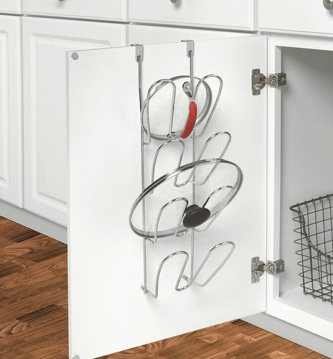 MarieCabinetDoorOrganizer - 20 smart ways to organize your kitchen