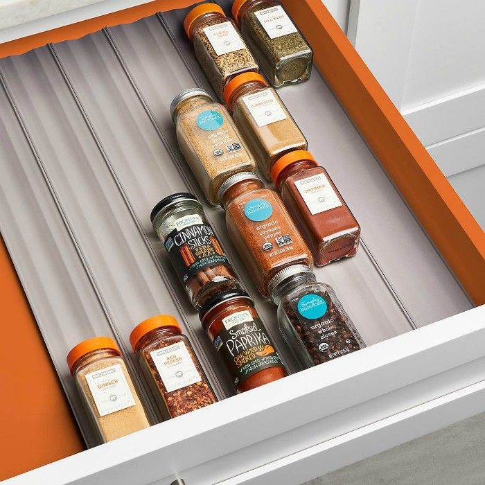 YouCopia SpiceLiner 10ft VE - 20 smart ways to organize your kitchen