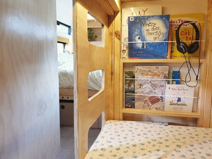 school bus conversion bronte 17 - Australian family turned 1998 Hino school bus into a delightful home on wheels