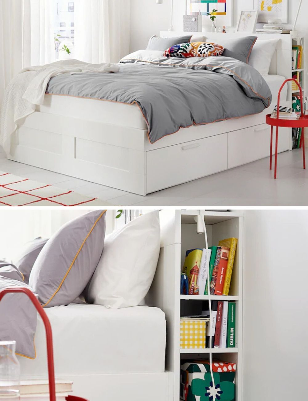 white-storage-bed-with-headboard