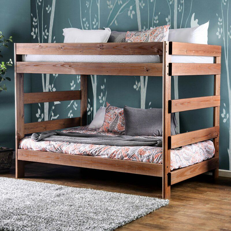 Bunk Bedideas: 15 Space-saving Bunk And Loft Bed Ideas For Children's