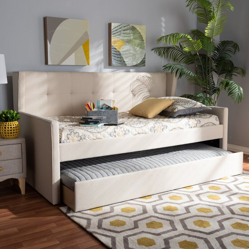 Motour Twin Daybed with Trundle 1 - 12 daybeds that'll make a sophisticated addition to your home