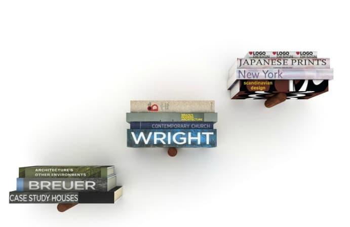 AdvaitFloatingShelf - 20 brilliant wall shelf ideas that make storage look stylish