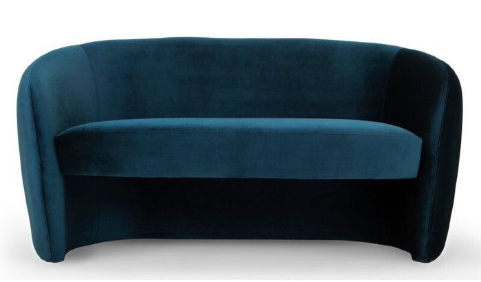 MeadvilleLoveseat - 25 gorgeous loveseats that are perfect for small spaces