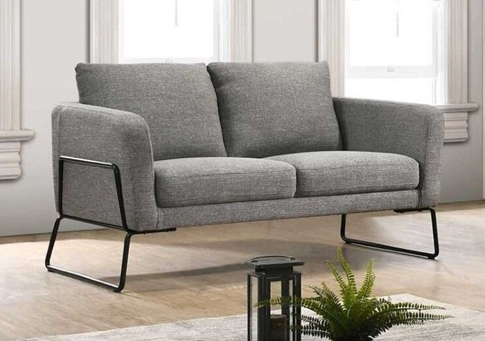 Nesbit55.522SquareArmLoveseat - 25 gorgeous loveseats that are perfect for small spaces