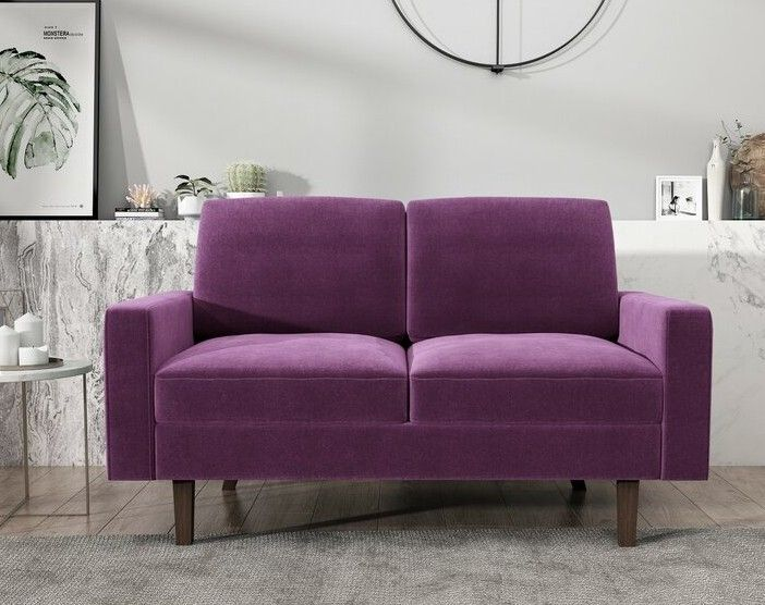 OdisLoveseat 1 - 25 gorgeous loveseats that are perfect for small spaces