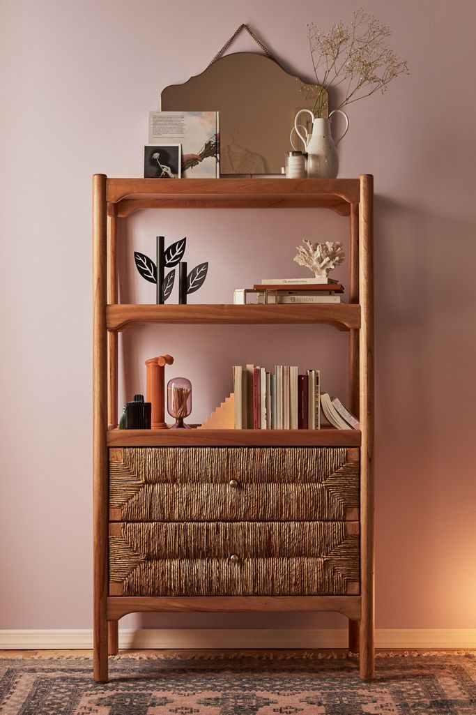 Caroline Hutch Storage Unit - Urban Outfitters launches fall 2020 furniture collection