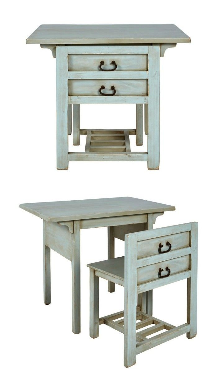 Desk with Chair - 18 fabulous desks that are ideal for small spaces