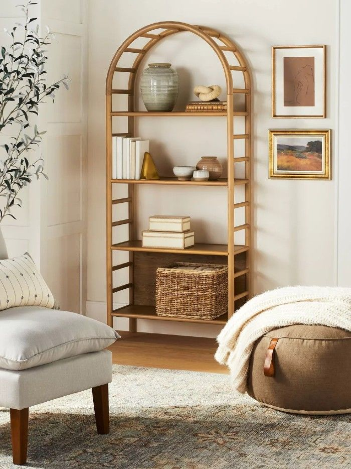 GUEST 36cf8426 d595 4723 a170 a967bfc097f3 - 22 brilliant bookcases for small spaces