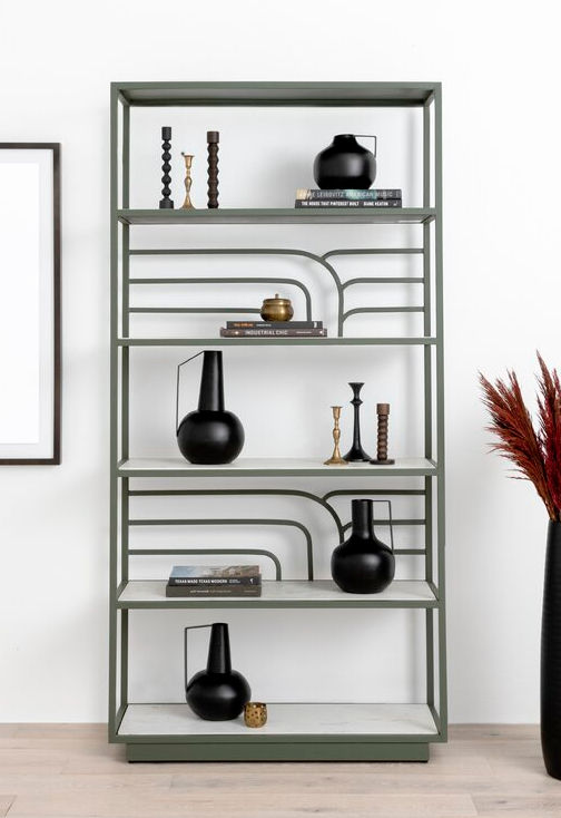 HoughtalingEtagereBookcase - 22 brilliant bookcases for small spaces