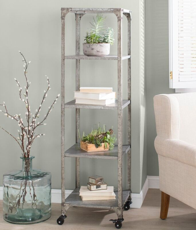 Malarie4ShelfEtagereBookcase - 22 brilliant bookcases for small spaces