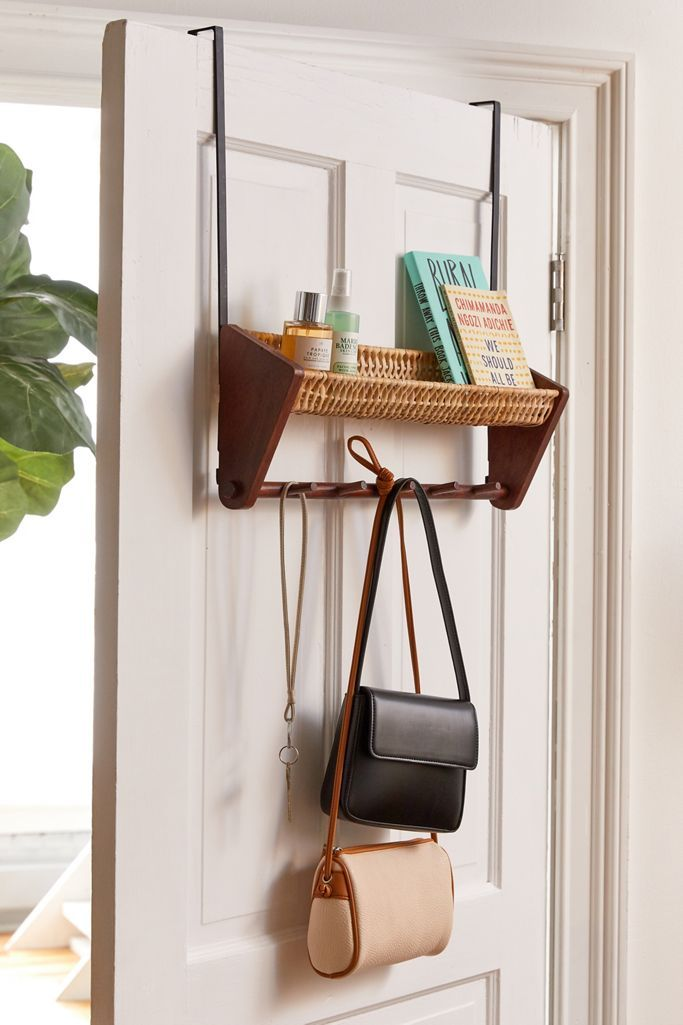 Mason Over The Door Multi Hook Storage Shelf - Urban Outfitters launches fall 2020 furniture collection