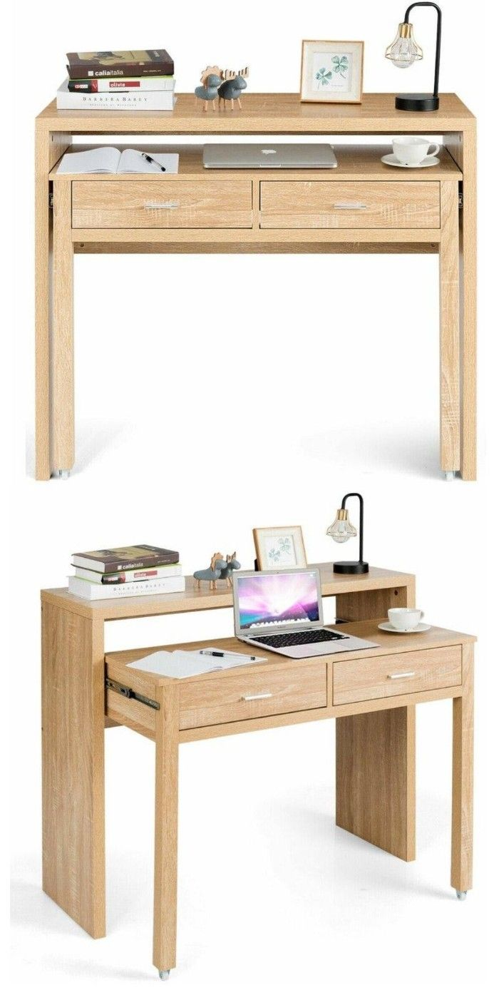 desk - 18 fabulous desks that are ideal for small spaces