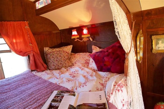 gypsy vardo 5 - Ramp up the romance in one of these 6 cosy getaways