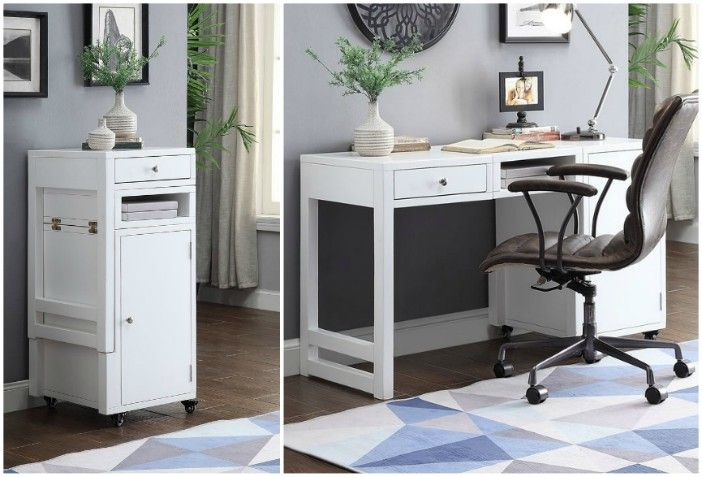 kaniel desk - 18 fabulous desks that are ideal for small spaces