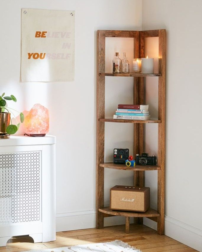 mara - 22 brilliant bookcases for small spaces