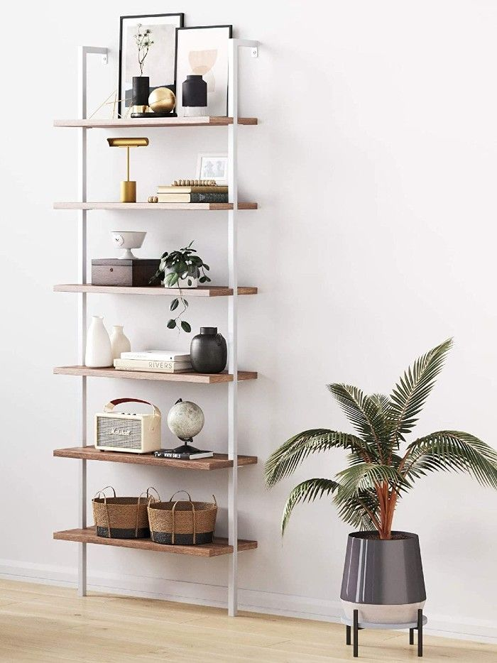 nathan james - 22 brilliant bookcases for small spaces