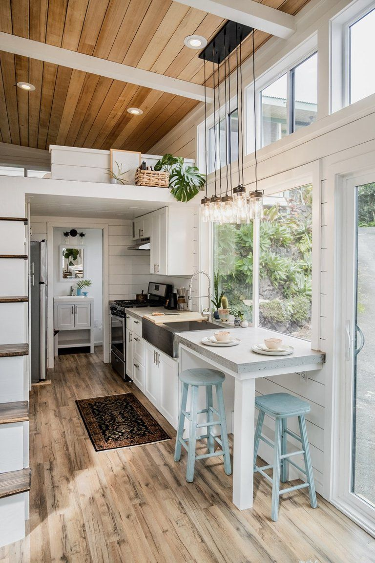 tiny house tay 2 - Couple started tiny house company after COVID-19 put them out of work. This is their first house.