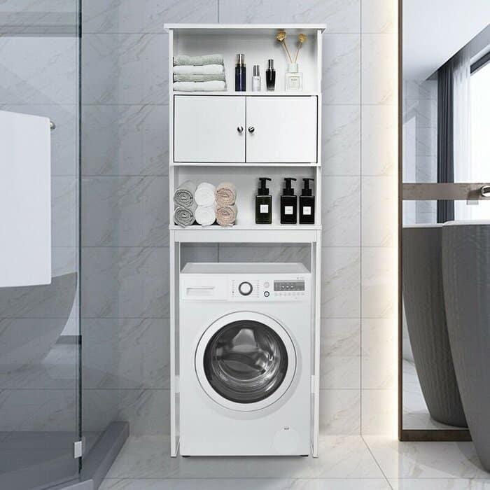 Blaikley252727Wx692727Hx7.52727DOver the ToiletStorage - 22 fabulous ideas for organizing your small bathroom