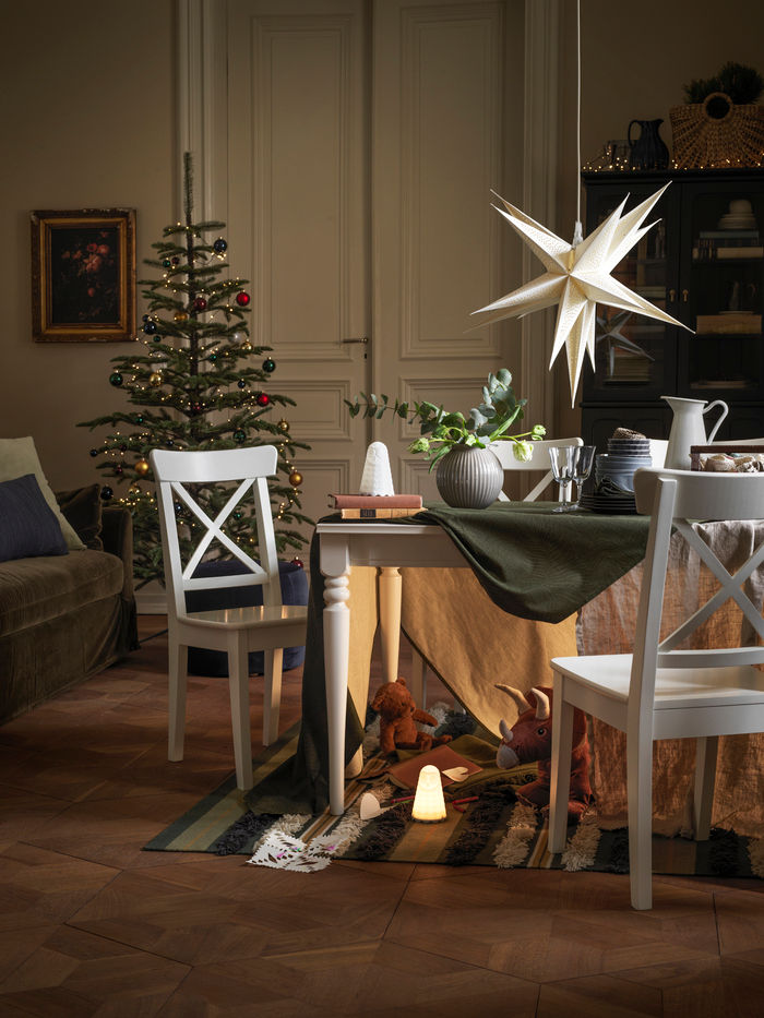 IKEA STRALA.lampskarm PH174041 - First look at IKEA's 2020 Christmas collection