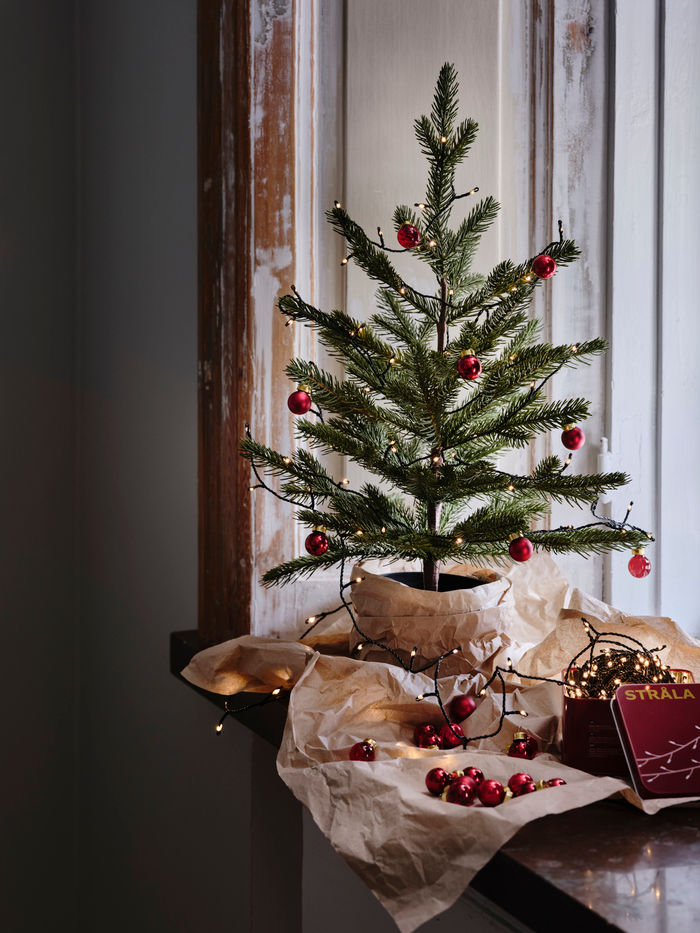 IKEA VINTER konstgjord vaxt  PH174060 - First look at IKEA's 2020 Christmas collection