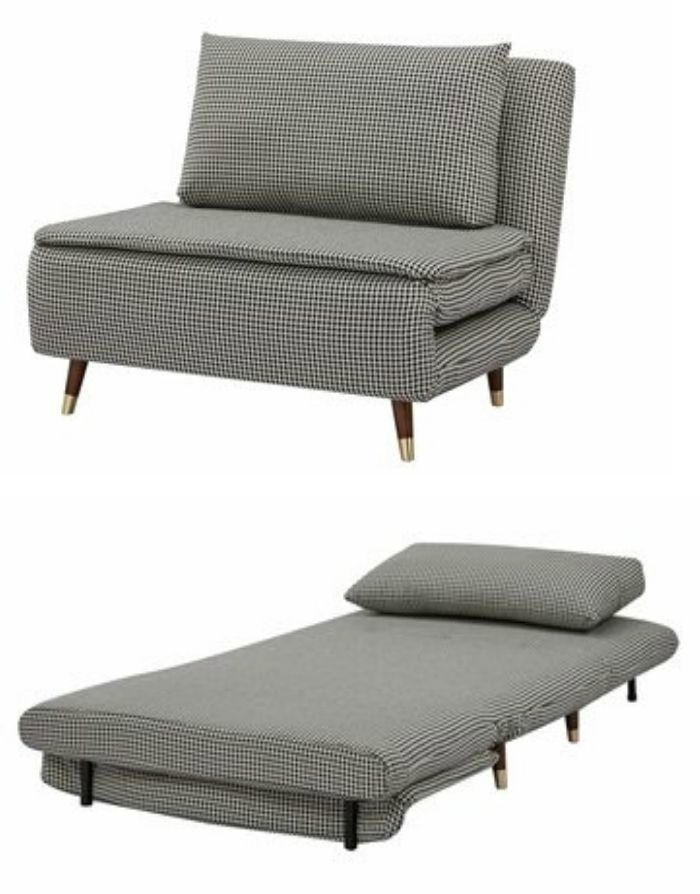 sleeper chair grey 4 - 12 convertible chair beds that go from seating to sleeping in seconds