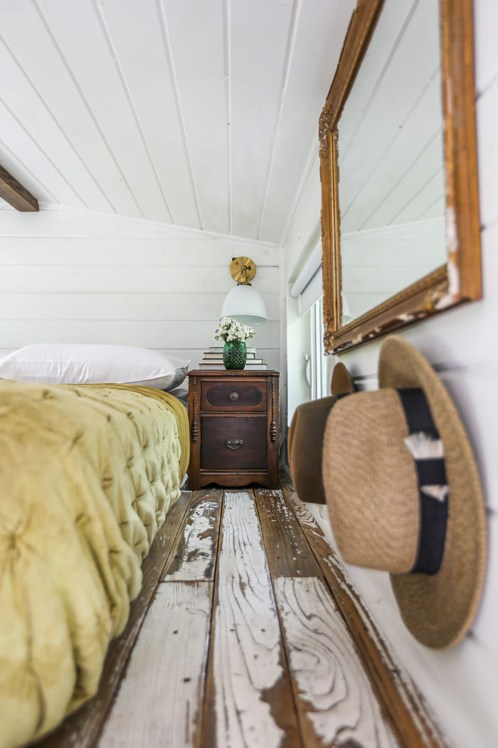 tiny house interior design 16 - Take a tour of this designer's maximalist 175 square-foot tiny house