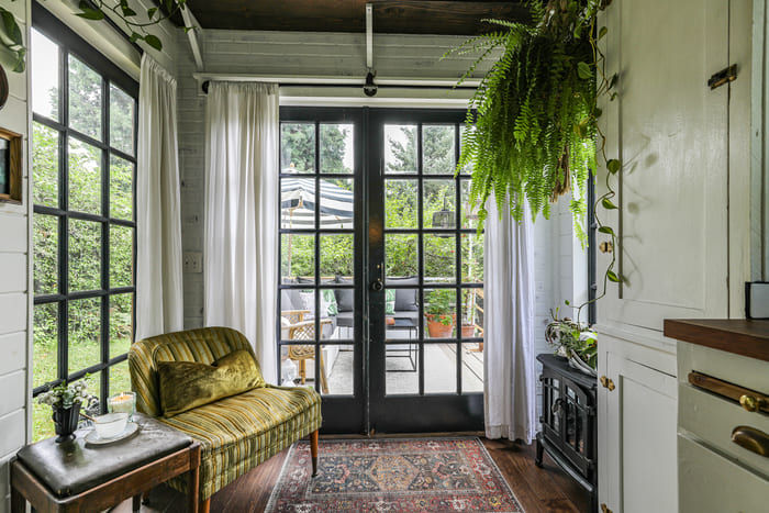 tiny house interior design 20 - Take a tour of this designer's maximalist 175 square-foot tiny house
