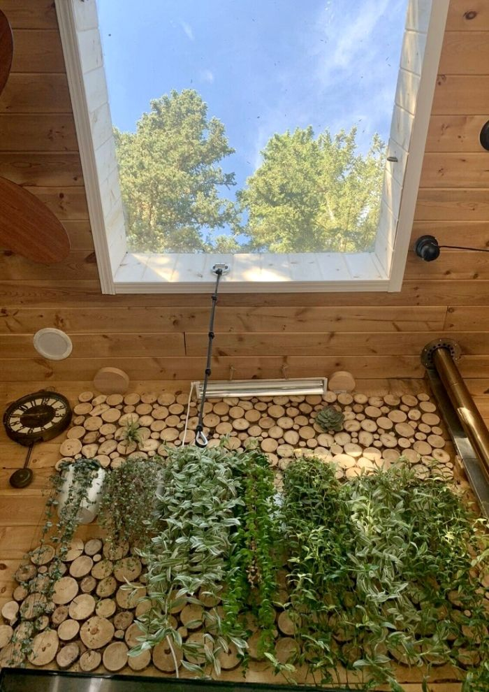 tiny house sale 10 - This spectacular tiny house exudes rustic charm. And it's for sale right now