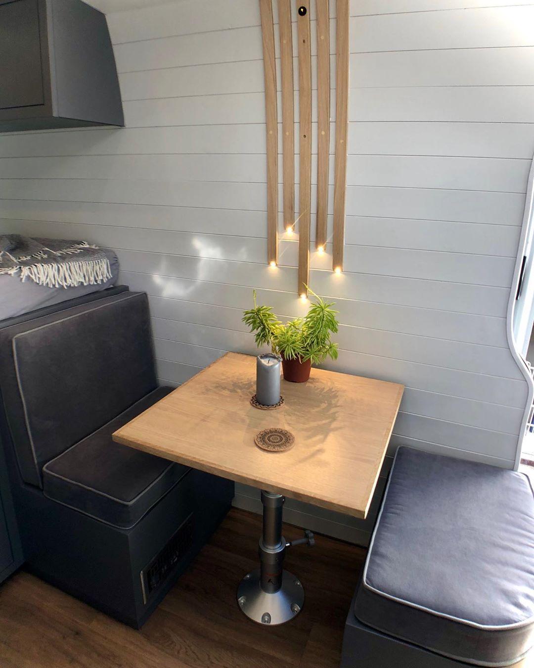 116971835 732785677267682 4863427757646668001 n - Furniture maker converts builder's van into luxurious camper during COVID-19 lockdown