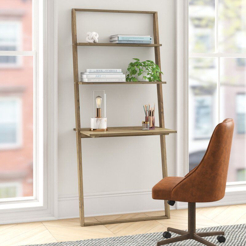 LadderDesk 2 - 20 stylish desk ideas for small spaces