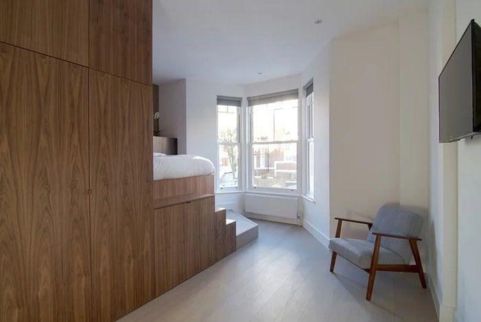 micro apartment blicboc 5 - London micro-apartments boast ingenious space-saving solutions