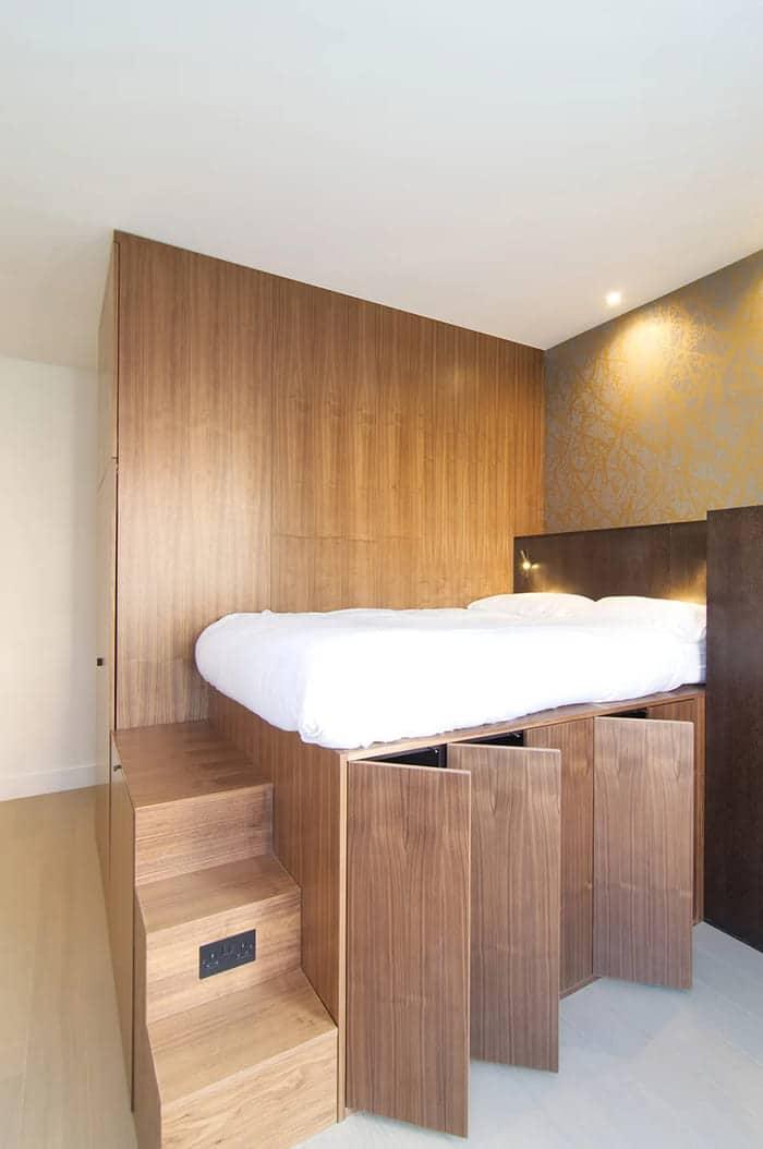 micro apartment blicboc 8 - London micro-apartments boast ingenious space-saving solutions