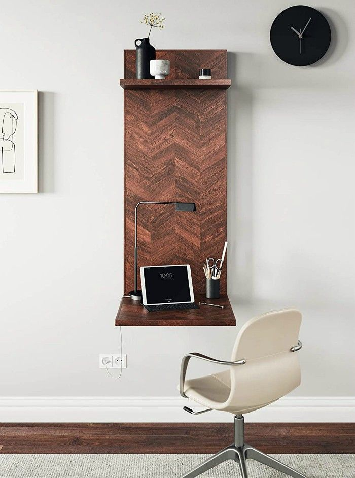 mindful desk - 20 stylish desk ideas for small spaces