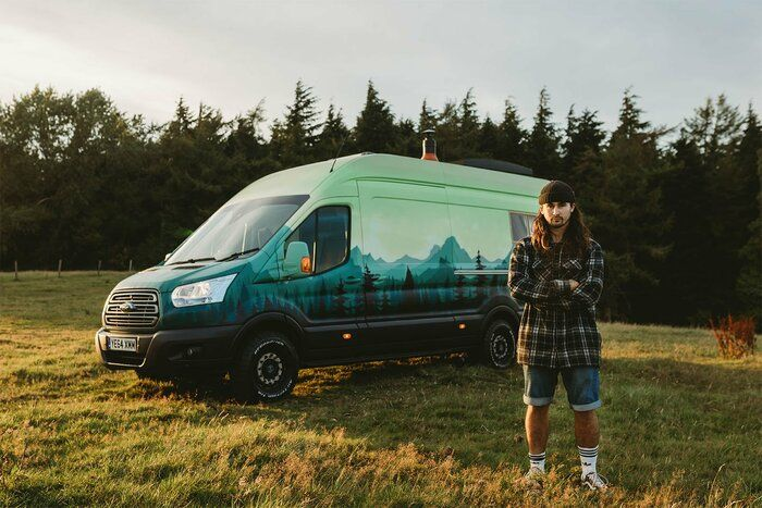 rumi feature - A spectacular campervan conversion that turns heads