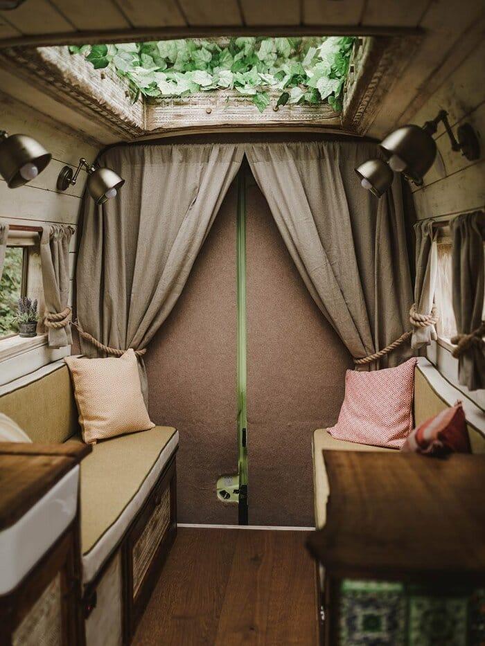 rumi supertramped campervan conversion 11. - A spectacular campervan conversion that turns heads